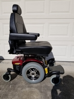 Used- <i>Like New</i> Pride Jazzy 614 HD Power Wheelchair
